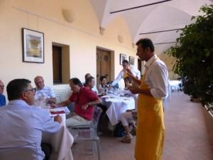 Pienza degustazione guidata pecorino e vino