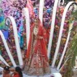 allestimento festa matrimonio indiano