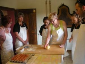 Cookery school at Fattoria_del_Colle