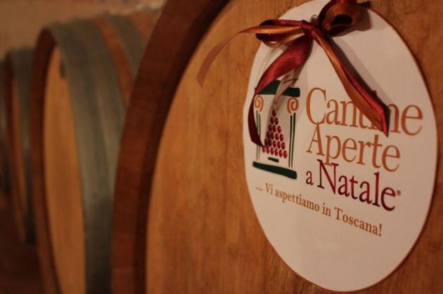 Cantine aperte per Natale in Toscana