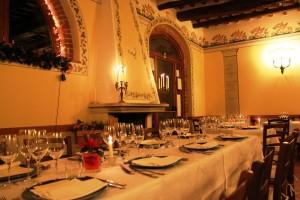 New Year 2012 Fattoria del Colle sala liberty