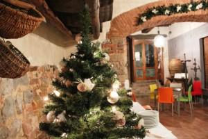 Fattoria del Colle cellar New Years Eve 2012