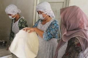 Ristorante per sole donne, cucina  Afghanistan