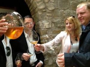 Orange wines 2012