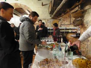 Buy Wine 2015 Fattoria del Colle aperitivo in cantina