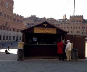 Siena Chiosco frittelle Savelli