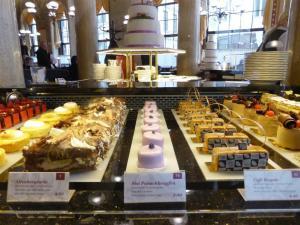 Vienna cake shop