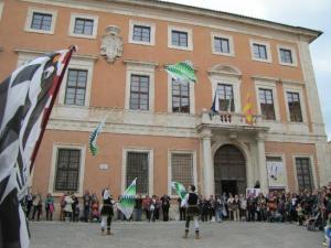 Palazzo Chigi San Quirico d'Orcia
