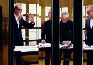 Richard Geoffroy Ferran Adrià