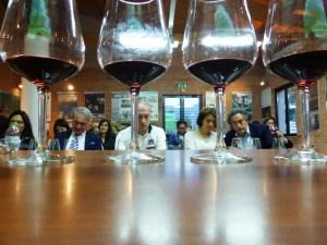 Corso in wine business degustazione