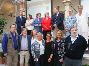 Casato Prime Donne Award 2014 Jury and winners