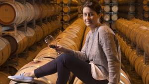 Stephanie Dutton at Penfolds Wines