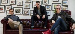 Airbnb: Joe Gebbia,Brian Chesky e Nathan Blecharczyk