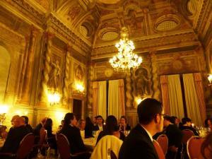 Wine&Siena cena di gala all'Hotel Continental