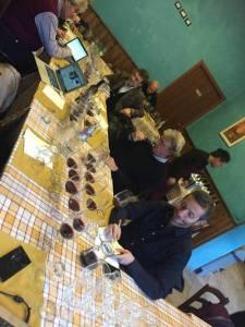 Brunello di Montalcino 2011 and 2010 tasting with Luciano Pignataro