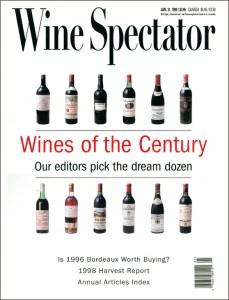 Wine Spectator e Brunello di Montalcino