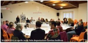 Eventi in cantina Degustazione-Cantina-Sedilesu
