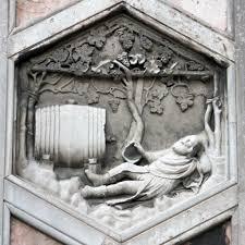 Andrea Pisano Noè e le origini del vino