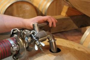 Filling-new-barrels-Casato-Prime-Donne-Montalcino