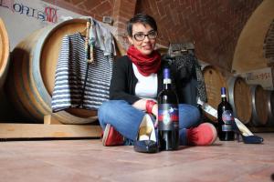 Donne del vino e profumi- Vino e fashon