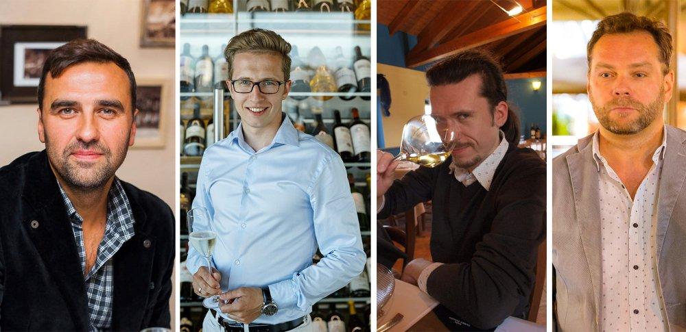 Campionato mondiale di degustazione team svedese vincitore