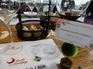 Vini di Donatella Cinelli Colombombini Wine Lunch a Donguangg