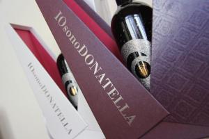 Brunello di Montalcino 2010 & 2012 - IO sono Donatella