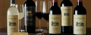 TOP 100 Wine Spectator Three Palms Merlot 2014 della cantina Duckhorn