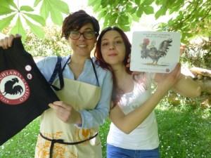 Chianti Classico Revolution indosso a Sara e Diletta