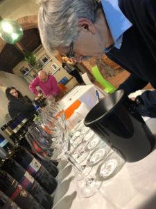 Orcia Wine Festival Richard Baudain