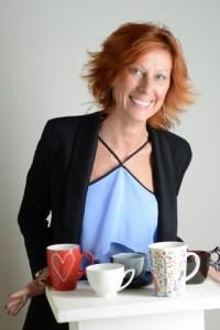 Federica Brunini scrittrice e giornalista smart
