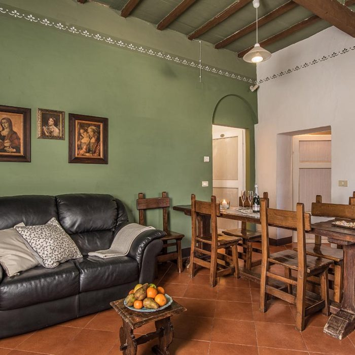 Fattoria del Colle - Farmhouse in Tuscany - Apartment Casa Donatella