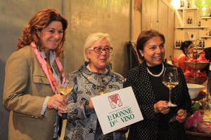 Donne del Vino e damas del pisco