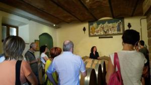 Eventi in cantina per enoturisti Cantine aperte 2015 Montalcino Casato Prime Donne