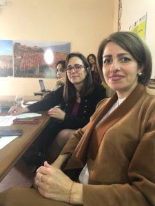 Giulia-Falato-Valeria-Lingua-Guardia-Sanframondi-Progetto-Falanghina
