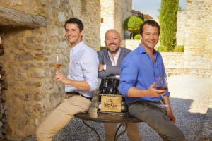 Wine-Show-presenters-Matthew-Goode-Joe-Fattorini-and-James-Purefoy