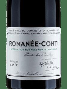 Romanée Conti: vini più cari del mondo