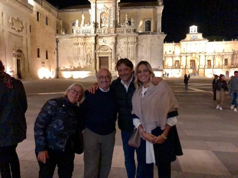 Puglia-Lecce-Dario-e-Paola-Strefano-Donatella-CinelliColombini-e-Carlo