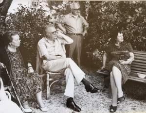 Faderico Fellini alla Fattoria dei Barbi
