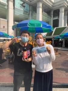 Project Ganbei donazioni degli amici del vino cinesi per comprare materiali sanitari per gli ospedali italiani