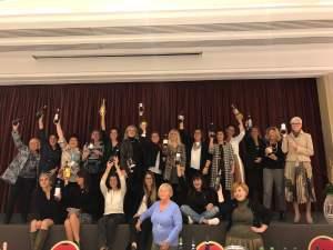#donnedelvinoconvoi Donne del Vino di tutto il mondo legate dalla solidarietà