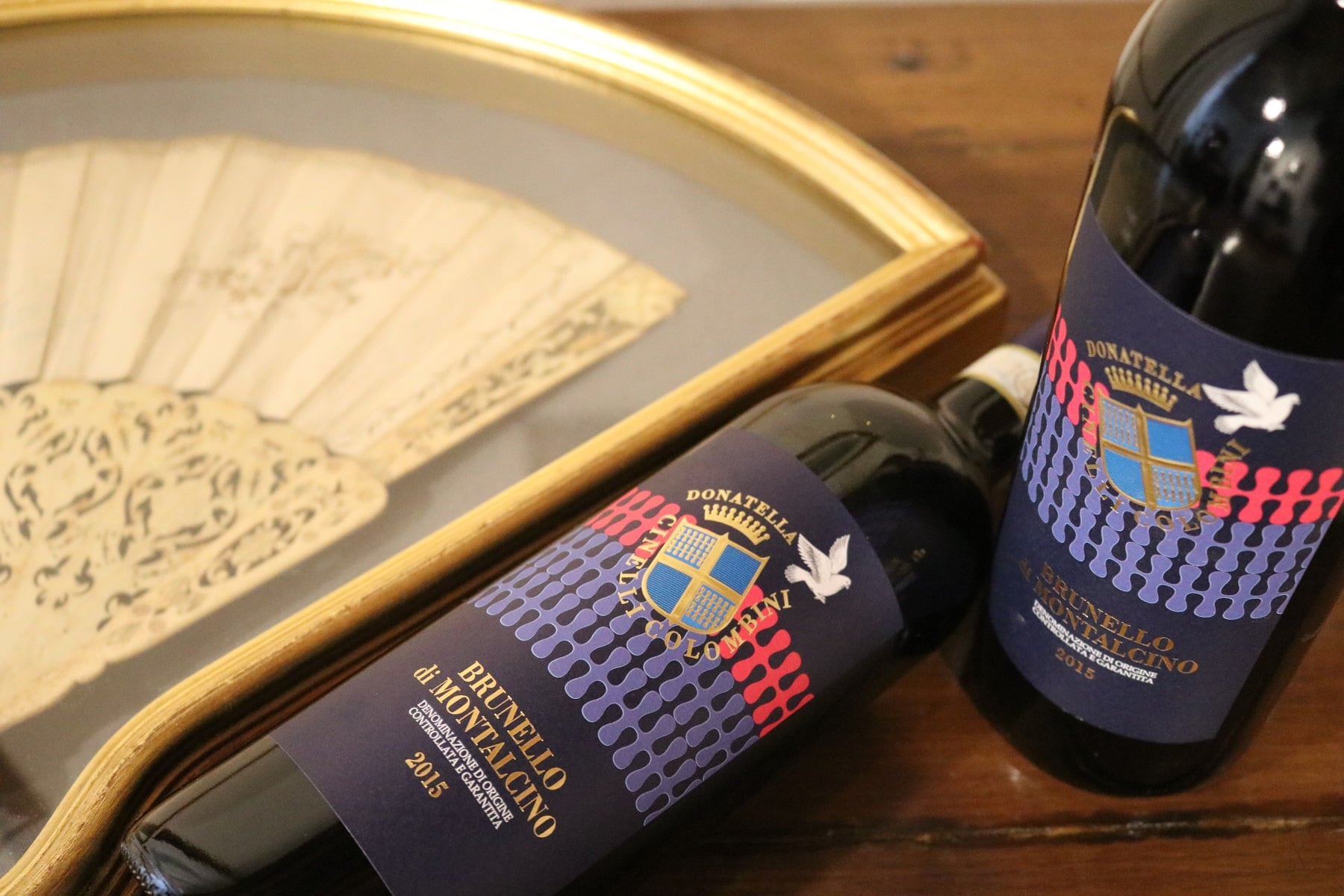 Vino verticale Brunello 2015 Donatella Cinelli Colombini