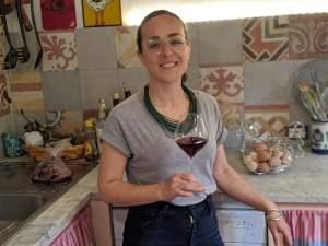 Carolina Vitolo Toscana Fattoria del Colle Turismo