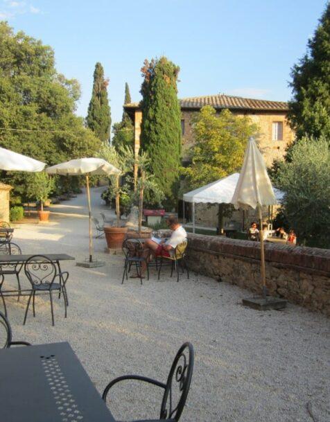 Farmhouse in Tuscany - Fattoria del Colle - Crete Senesi and Val d'Orcia - Siena - Apartments - villas and rooms