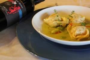 Fattoria-del-Colle-Ravioli con ripieno di pecorino Leone Rosso (9)