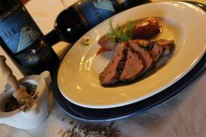 Fattoria-del-colle-roast-suckling-duck-breast-Cenerentola