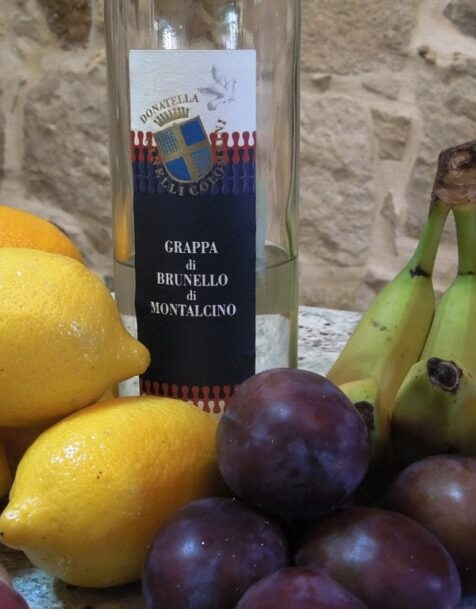 Grappa di Brunello - Donatella Cinelli Colombini