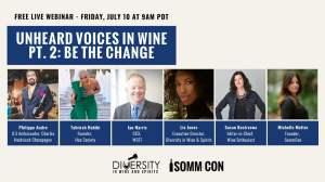 Be the Change - 2 dicembre on-line per il lavoro e la formazione delle donne nel vino