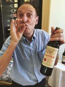 Michel-Jack Chasseuil, collezione di vini
