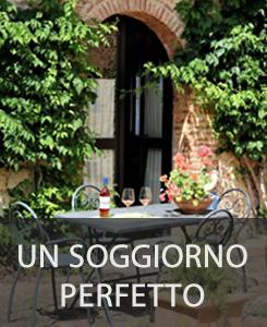 soggiorno perfetto in Toscana